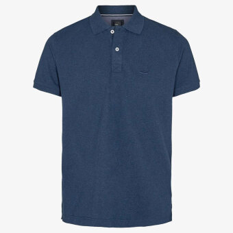 Signal - Signal - Nicky organic | Polo T-shirt marine blue mel.
