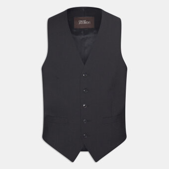 Oscar Jacobson - Oscar Jacobson - Carlo suit waistcoat | Habitvest Navy
