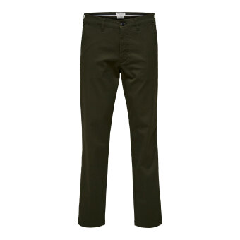 Selected - Selected - Miles | Chino bukser Forest night