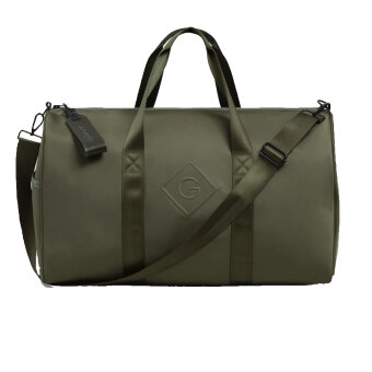 Gant - Gant - Duffle bag | Taske Racing green
