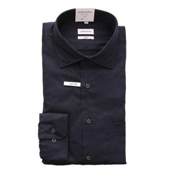 Seidensticker  - Seidensticker - 650560 light Kent   Slim fit Skjorte Blå