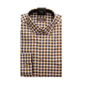 Eterna - Eterna - 3476 X | Modern fit Skjorte 28 Okker