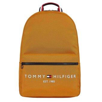 Tommy Hilfiger  - Tommy Hilfiger - Est. backpack | Rygsæk Crest gold