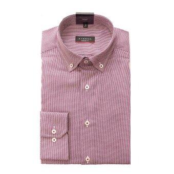 Eterna - Eterna - 3248 X   Modern Fit skjorte 94 Rød