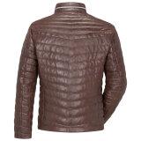 Milestone - Milestone - Damiano jacket   Skindjakke Dark Brown