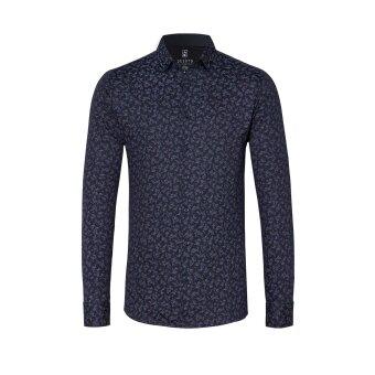 Desoto - Desoto - Modern fit BD shirt   Skjorte Navy bloss